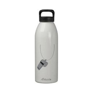 Whistle Drinking Bottle