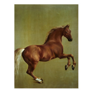 Whistlejacket, 1762 postcard