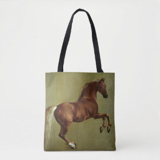 Whistlejacket, 1762 tote bag