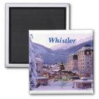 Whistler magnet