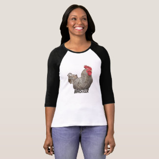 Whistler the Rescue Rooster T-Shirt