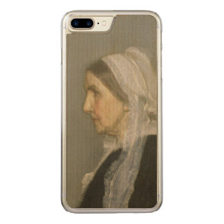 Whistler's Mother Carved iPhone 8 Plus/7 Plus Case