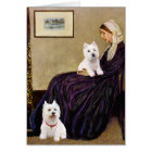 Whistlers Mum - Westies 3 and 11 Card