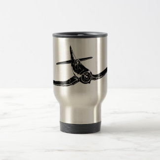 Whistling Death Travel Mug
