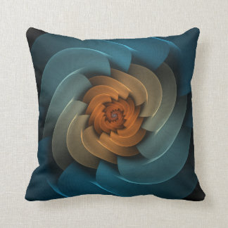Whistling in the Dark Square Throw Pillow Cushion