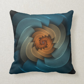 Whistling in the Dark Throw Cushion