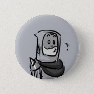 Whistling Sammy 6 Cm Round Badge