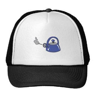 WHISTLING TEA KETTLE TRUCKER HAT