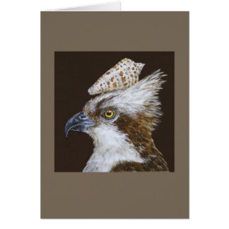 Whit the osprey card