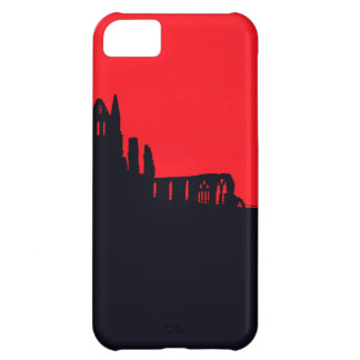 Whitby Abbey Goth Cover For iPhone 5C