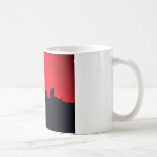 Whitby Abbey Goth Mug