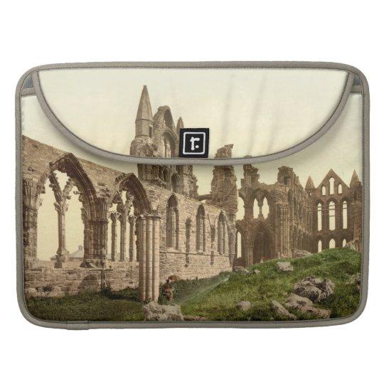 Whitby Abbey I, Whitby, Yorkshire, England MacBook Pro Sleeve