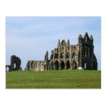 Whitby Abbey In North Yorkshire Post Cards