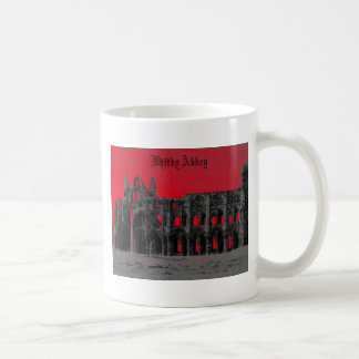 Whitby Abbey Mug