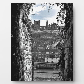 Whitby Abbey Plaques