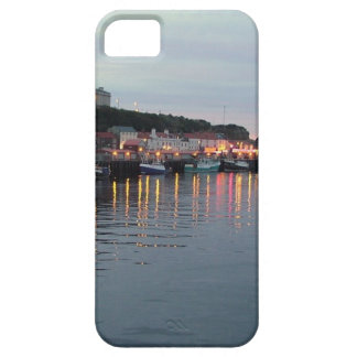 Whitby at dusk iPhone 5 cases