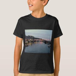 Whitby at dusk T-Shirt
