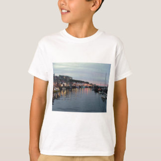 Whitby at dusk T-Shirt