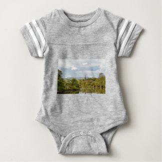 Whitby Church Baby Bodysuit