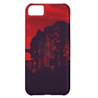 Whitby Goth iPhone 5C Case