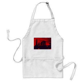 Whitby Goth Standard Apron