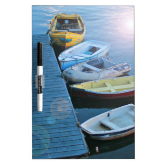 Whitby Harbour Dry Erase Board