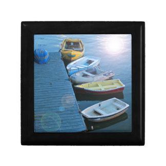 Whitby Harbour Gift Box