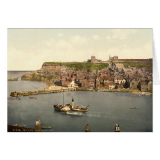 Whitby II, Yorkshire, England Card