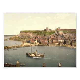 Whitby II, Yorkshire, England Photo Print