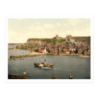 Whitby II, Yorkshire, England Postcard