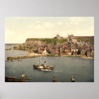 Whitby II Yorkshire England Print