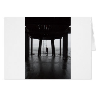 Whitby Pier Card