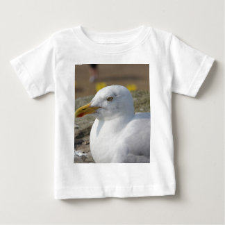 Whitby Seagull Baby T-Shirt
