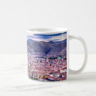 White 11 oz Classic Mug Cusco