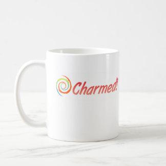 White 11 oz mug for right-handers, original design