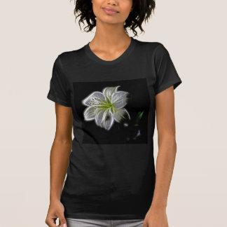 white-82698 white lily flower nature beauty digita tshirts