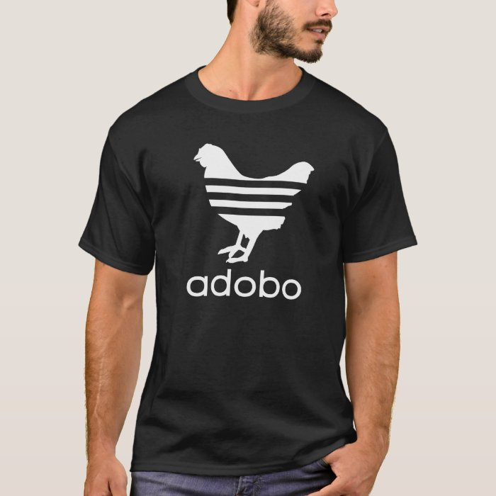 white_adobo T-Shirt