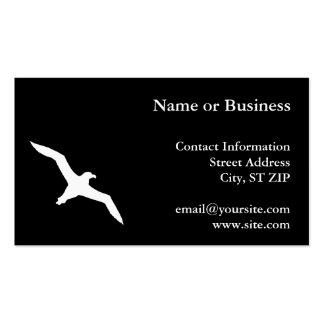 White Albatross Business Card