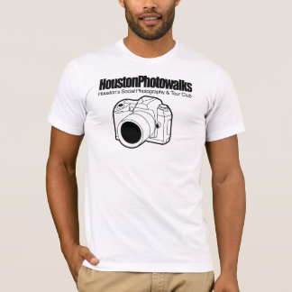 White and Black, 2-Sided T-Shirt