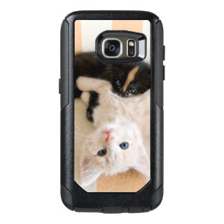 White And Black Kittens OtterBox Samsung Galaxy S7 Case