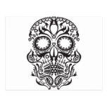 White and Black Skull / Day of the Dead