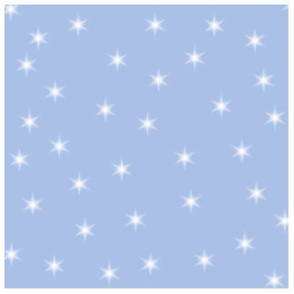 White and Blue Stars Design. Photo Cut Outs