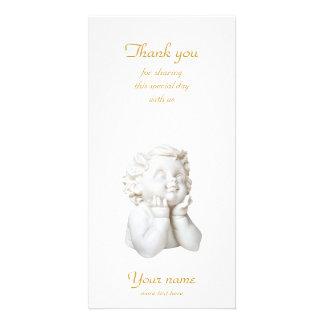 White Angel Card
