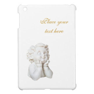 White Angel Cover For The iPad Mini