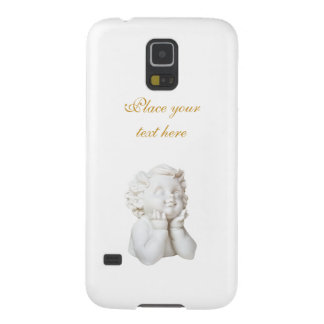 White Angel Galaxy S5 Cover