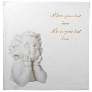 White Angel Napkin