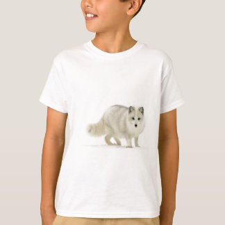 White Arctic Fox T-Shirt