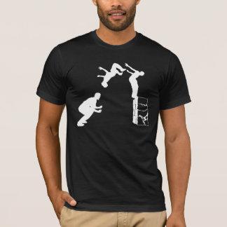 white back flip T-Shirt