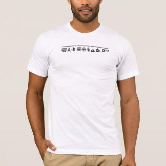 White Balance black T-Shirt