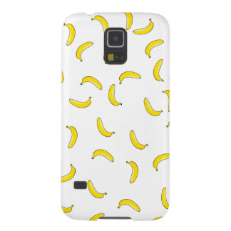 White Banana Cases For Galaxy S5